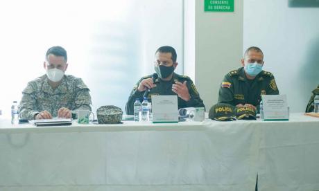 Anuncian llegada de policías de Bogotá a Sucre para esclarecer homicidios