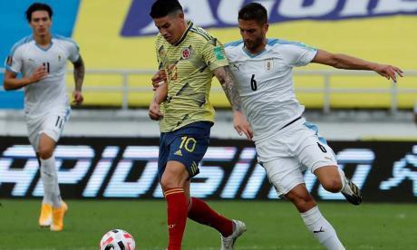 Uno por uno: Torreira y Bentancur guían a Uruguay a un contundente triunfo