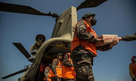Colombia enviará aeronaves a Guatemala para ayudar con la emergencia por Eta