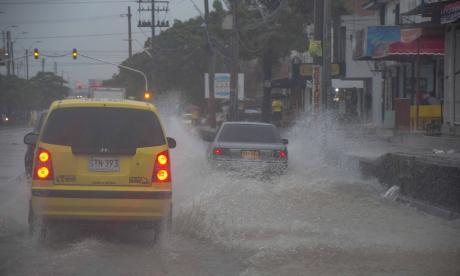 Ideam sugiere mayor cuidado en zonas de la Región Caribe