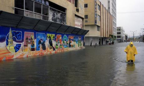En video | Calamidad en Cartagena para atender emergencia
