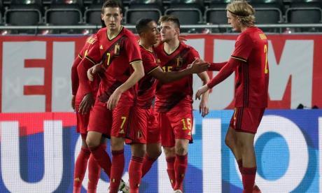 Hazard sigue dando positivo por Covid-19 y se perderá partidos de Bélgica