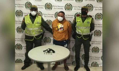 Capturan a hombre que habría atacado a bala a una mujer en Puerto Colombia