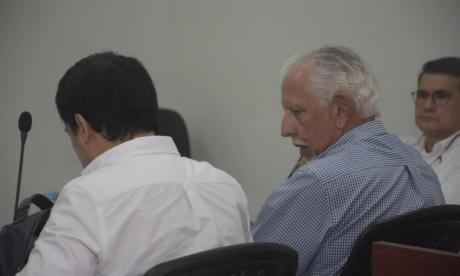 Revocan domiciliaria a Ramón Navarro y lo envía a la cárcel