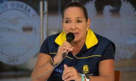 Susana Correa será la gerente para reconstrucción de San Andrés y Providencia