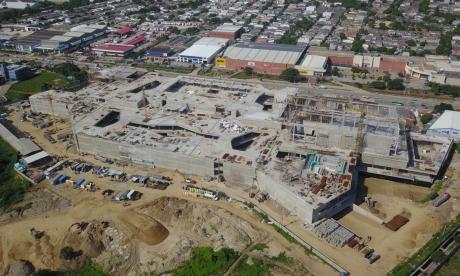 Parque Alegra será el centro más grande en el sur de Barranquilla