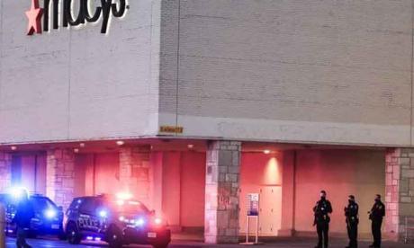 Varios heridos en un tiroteo en un centro comercial de Estados Unidos