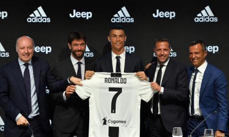 Paratici asegura que el futuro de Cristiano está en el Juventus
