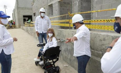 Once proyectos del DPS en Atlántico serán entregados