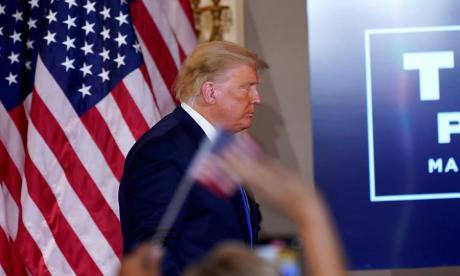 Juez desestima demanda de Trump en Pensilvania y le deja sin opciones