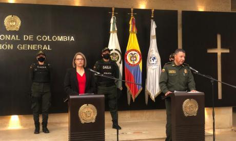 En video | Judicializan a 257 personas por secuestro y extorsión