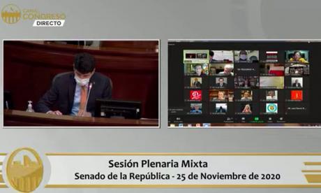En Senado piden al Gobierno optar porque Colombia desarrolle la vacuna