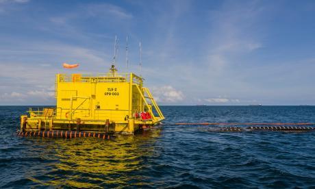 Simulan atención de emergencia por derrame de hidrocarburos