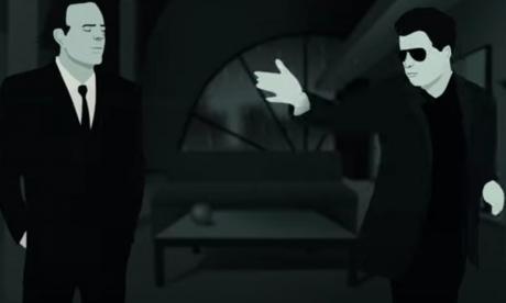 En video | Calamaro y Julio Iglesias unen sus voces en