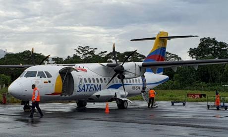 Gobierno anunció inyección de $40.000 millones para capitalizar Satena