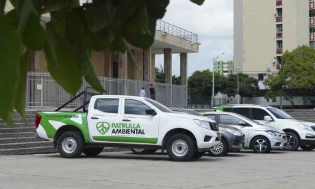 Así funcionarán las 4 patrullas ambientales de Barranquilla