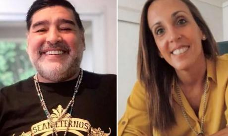 Justicia ordena registro de casa y consultorio de la psiquiatra de Maradona