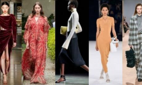 Cinco tendencias de moda para las fiestas de Fin de Año