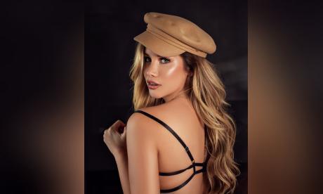 Carolina Suárez, más de una década en el modelaje