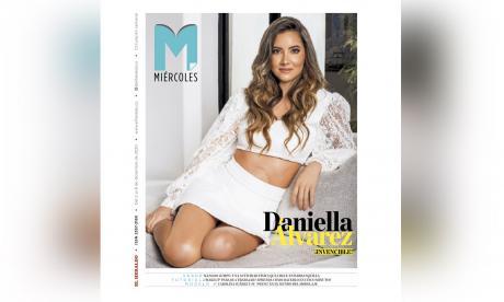Revista Miércoles presenta su nuevo diseño con Daniella Álvarez