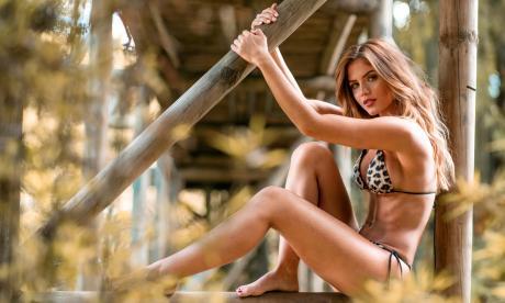 Valeria Duque y su historia de amor propio en el modelaje