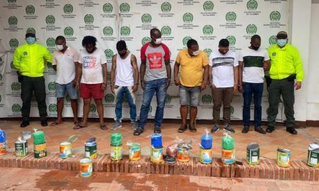 En video   Cae red de narcos que enviaba droga a Centroamérica