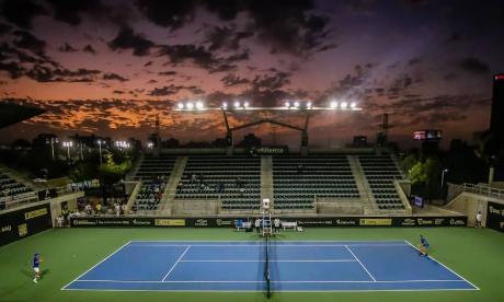 Mundial de Tenis de Barranquilla, con categoría de Grand Slam juvenil