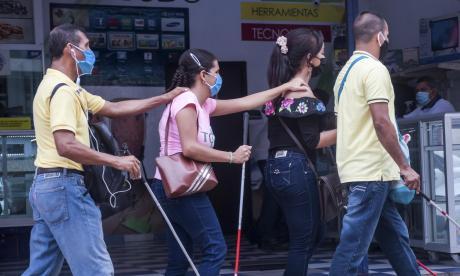 El papa aboga por la inclusión de los discapacitados en la sociedad e Iglesia