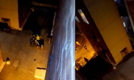 Hombre hace disparos en Las Gardenias y comunidad se enfrenta con la Policía