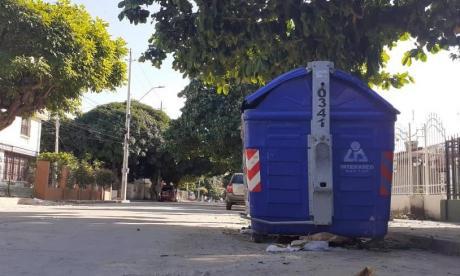 Con dos vehículos fortalecerán flota para el servicio de aseo en Santa Marta