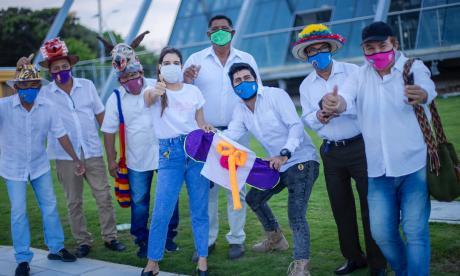 Carnaval del Atlántico 2021: la tradición llegará a la virtualidad