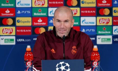 """""""Es una gran oportunidad de demostrar lo que somos"""": Zidane"""