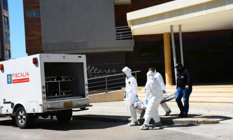 Adolescente murió tras caer desde el séptimo piso de un edificio