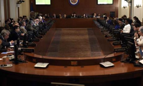 La OEA rechaza las elecciones en Venezuela y acusa a Maduro de dictador