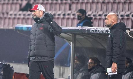 El Liverpool empató a uno con el Midtjylland en el último partido de la fase de grupos.