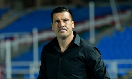 Juan Cruz Real, entrenador del América de Cali.