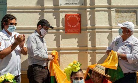 Lanzan Área de Desarrollo Naranja para el Centro Histórico de Ciénaga