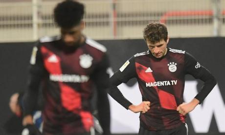 Bayern Múnich no puede vencer al Unión Berlin y deja el liderato a la deriva