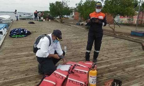Alistan la temporada vacacional en el Golfo de Morrosquillo