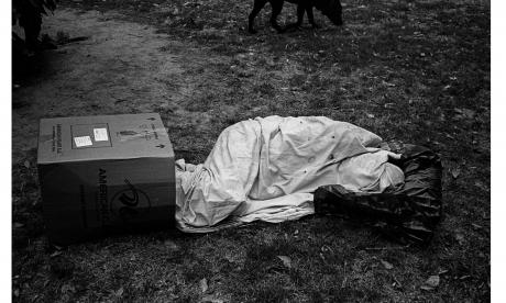 Dani Yako, el fotógrafo que retrata a la Argentina desolada