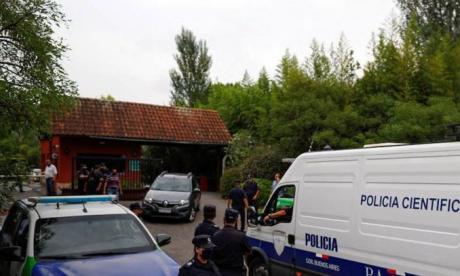 Registran la casa de chófer de Maradona en la causa judicial por su muerte
