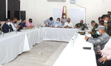 Más seguridad para La Guajira tras la masacre en Maicao