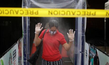 ONU alerta del aumento de violencia en Centroamérica por pandemia y huracanes