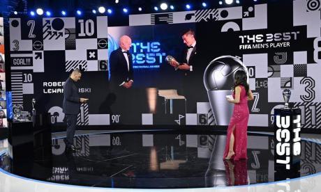 Robert Lewandowski, mejor jugador del 2020: venció a Cristiano y Messi