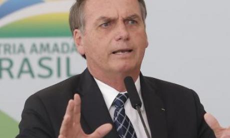 """""""Yo ya tuve el virus, ¿para qué vacunarme otra vez?"""": Bolsonaro"""