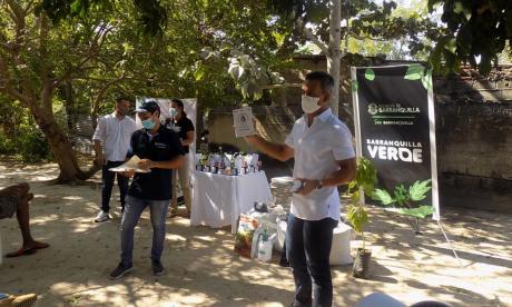 Arrancó plan piloto de la iniciativa 'Mi Huerta en Casa'