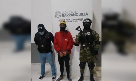 Ejército y CTI capturan a presunto asesino de ingeniero en Villa San Pedro