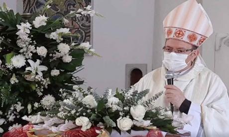 Obispo de Sincelejo invita a poner a las familias en manos de Dios