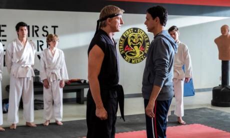 'Cobra Kai', la renovada y sorprendente pasión por 'The Karate Kid'