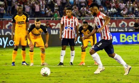 Junior se estrena con el Medellín en la Liga I-2021